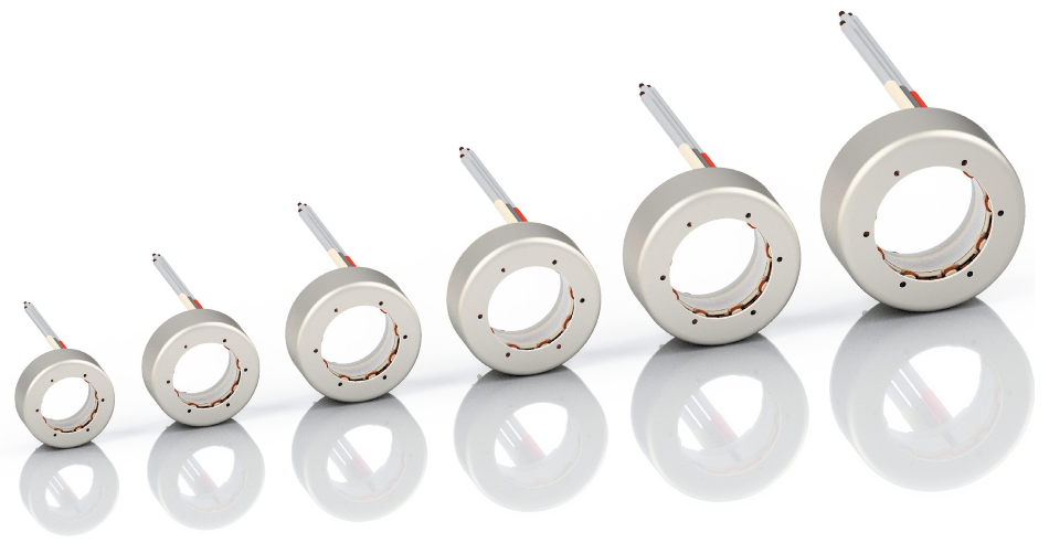 Frameless Motors for High Performance Motion Control: Allied Motion's New KinetiMax™ HPD Series Frameless Rotor/Stator Sets are Now Available from Mclennan