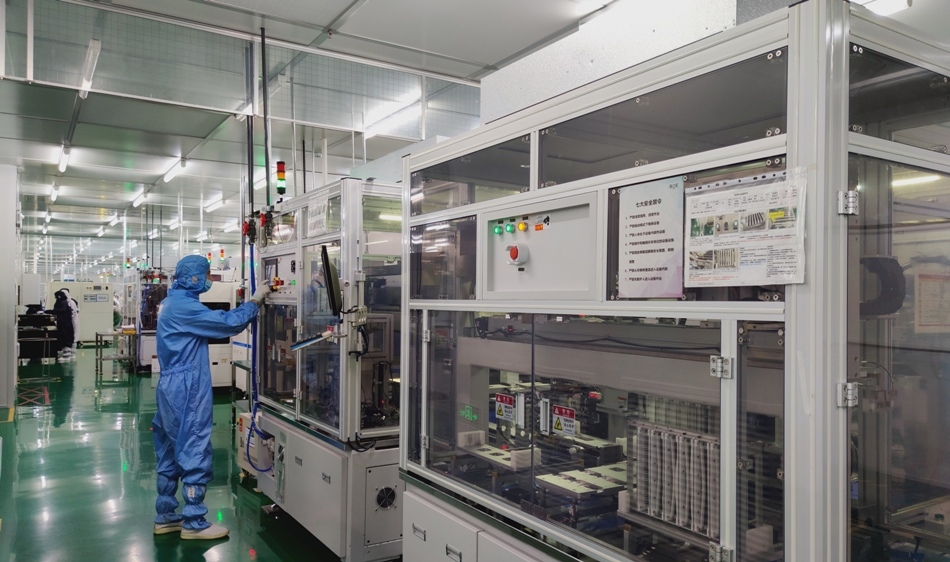 Pervasive Displays Increases Manufacturing Capacity with Second-Generation Automated Production Line for e-Paper Displays