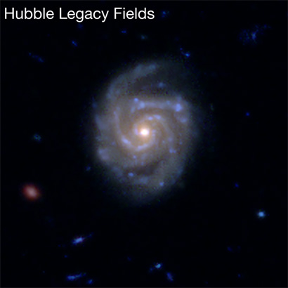 Robust AI Method Morphologically Classifies Objects in Astronomical Images - AZoRobotics