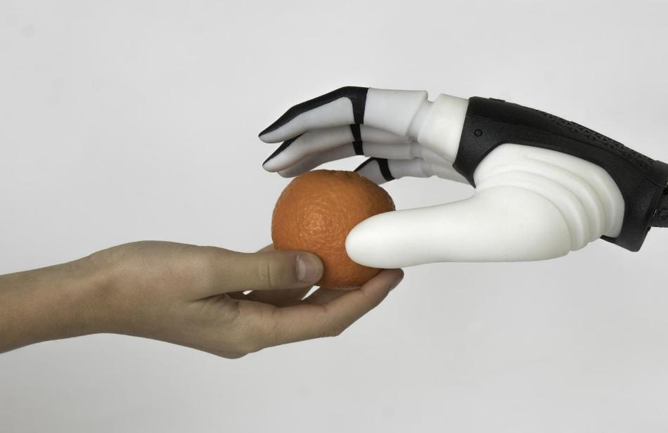 Cutting-Edge Research to Enhance Human-Robot Exchange of Objects