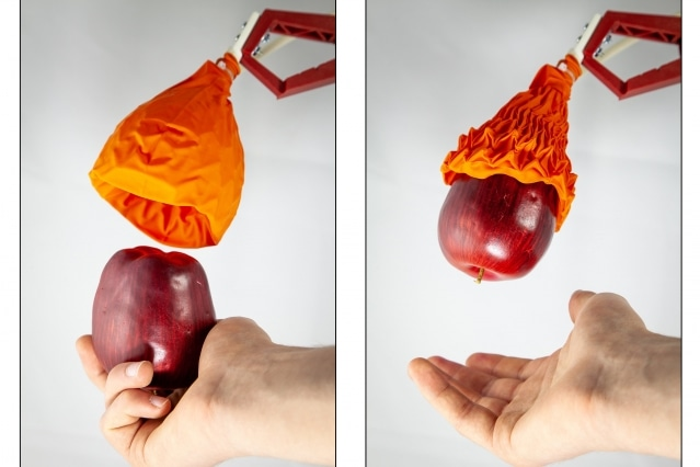 New Robot Hand Can Grasp Wide Array of Delicate and Heavy Objects