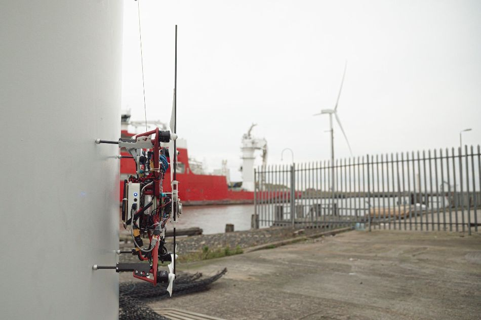 Multimillion-Pound Robotics Hub Unveils Latest Research for the Inspection, Maintenance and Decommissioning of Offshore Energy Infrastructure