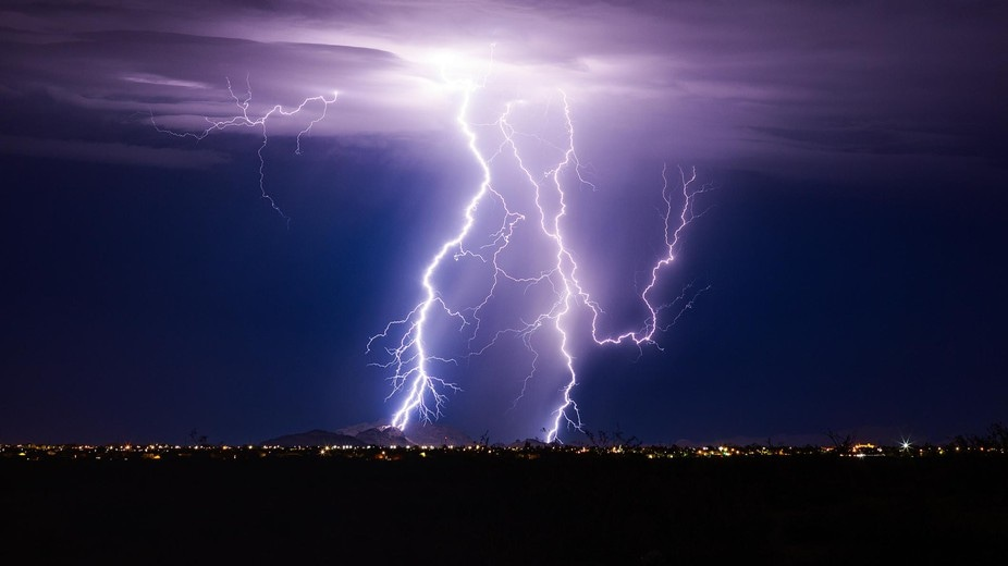 Researchers Use Artificial Intelligence to Predict Lightning Strikes