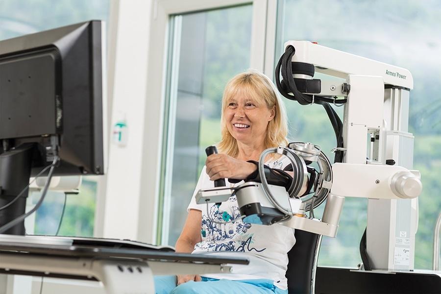 Robot-Assisted Neurorehabilitation, Latest Generation of Medical Robots