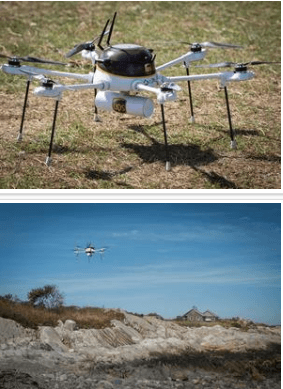 UPS, CyPhy Works Test Use of Drones for Commercial Deliveries of Packages to Remote Locations