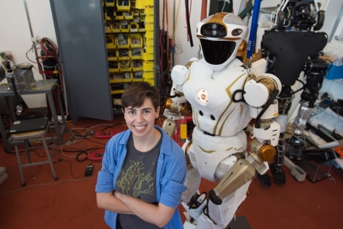 MIT Research Prepares Humanoid Robot for Future Space Missions