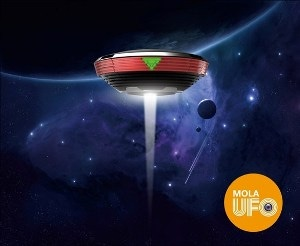 Nine Eagles to Launch MOLA-UFO Selfie Drone at CES 2017