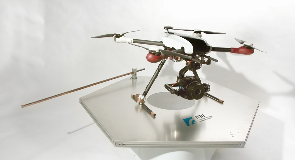 ITRI to Introduce and Demonstrate ICT Solution for Drones at CES 2017