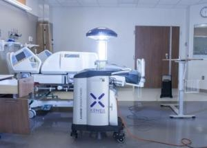 Germ-Zapping Robots to be Tested at Detroit Hospitals