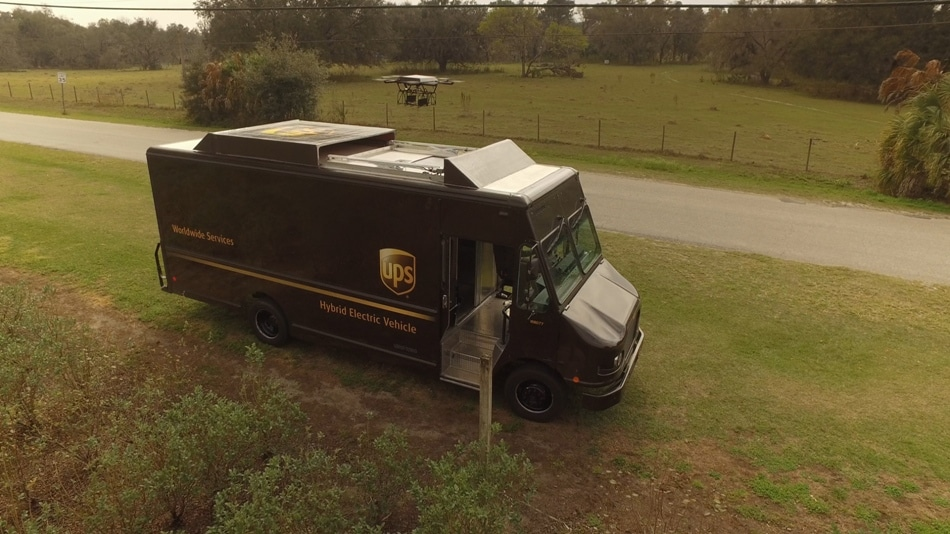 UPS Successfully Tests Drone Delivery