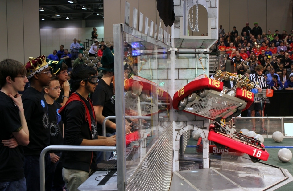 NASA-Sponsored Regional FIRST Robotics Competition to Happen for Second Consecutive Year in Huntsville
