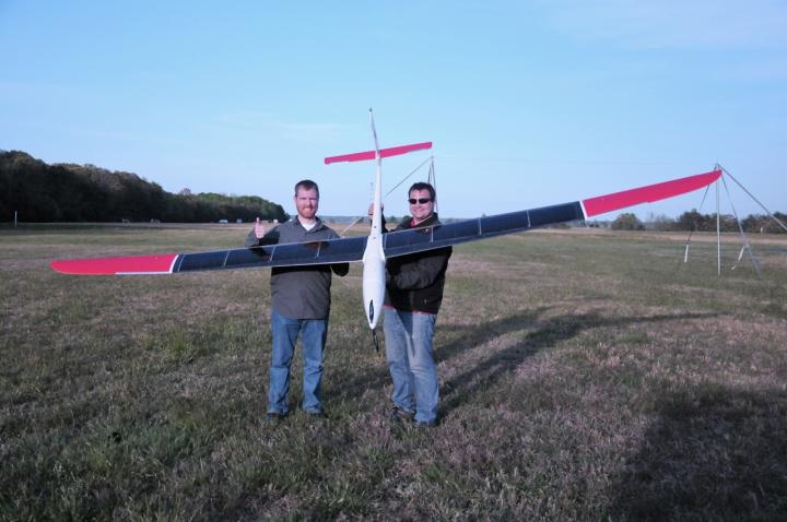 NRL Researchers Test Autonomous Soaring of Solar-Based Unmanned Aerial Vehicles