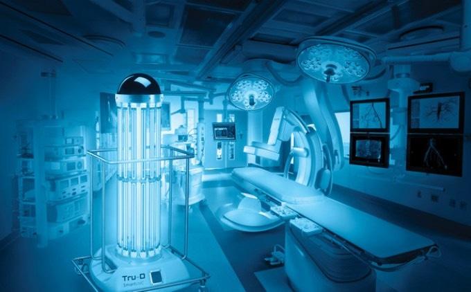 Jackson Hospital Deploys UV Disinfection Robot to Kill Harmful Germs and Pathogens