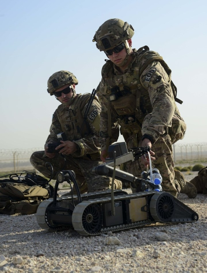 Endeavor Robotics Receives Order for 32 Small Unmanned Ground Vehicles