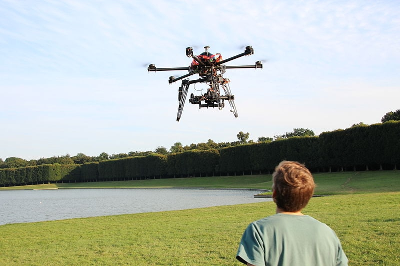 Researchers Plan to Embed Artificial Intelligence in Drones
