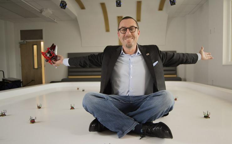 New Alliance Receives Grant to Develop Autonomous, Intelligent and Resilient Robot Teams