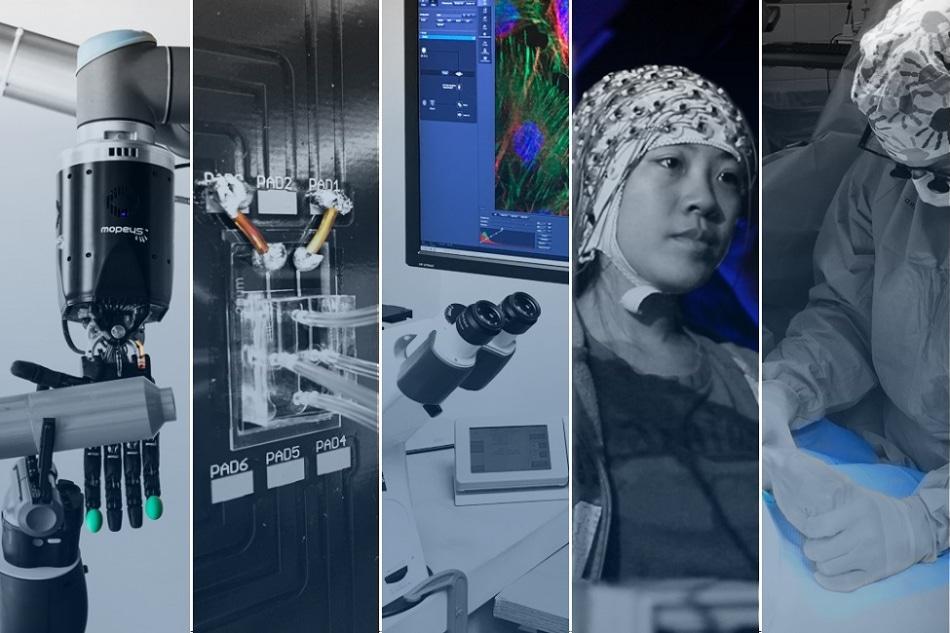 New Bioengineered Robotic Hand Regenerates the Sensation of Touch