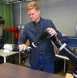 Newly Enhanced Method for Instructing Robots to Collaborate Through Demonstration