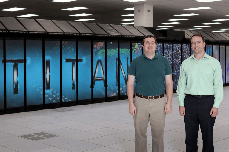 ORNL's Titan Supercomputer Used to Accelerate Design, Training of Deep Learning Networks