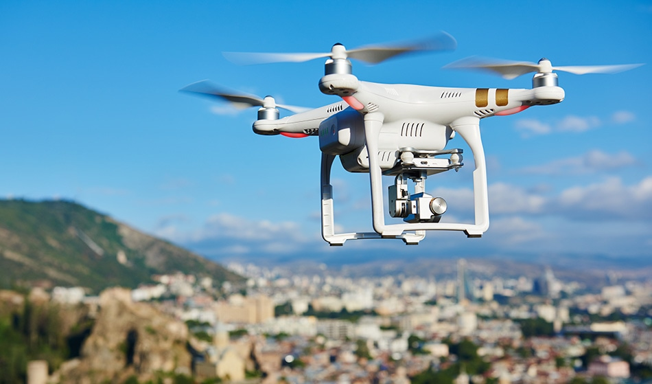 Drone Uses NanoMap Tech for High Speed Navigation