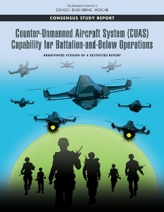 Small Drones Can be a Threat to Infantry Units