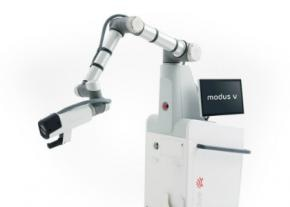 Using Modus V Robotic Digital Microscope to Perform Neurosurgery