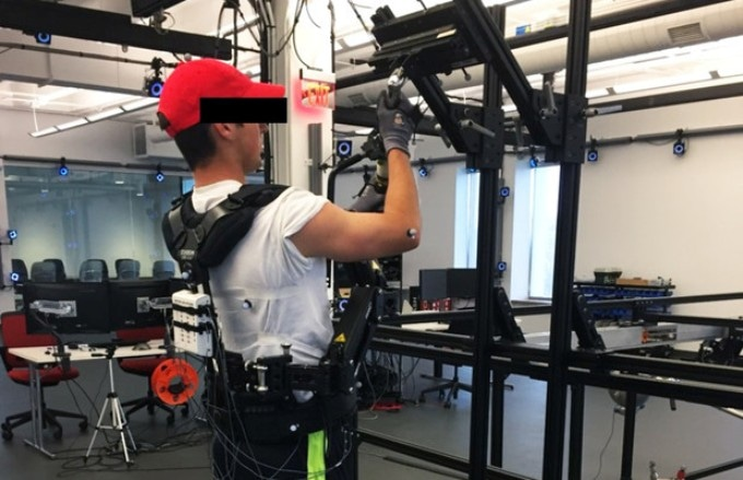 Wearable Robotics Only Shifts Stress to Other Parts of Body, It Does Not Eliminate It
