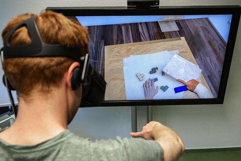 Innovative X-Reality Technology Enables Interactions Between Real and Virtual Worlds