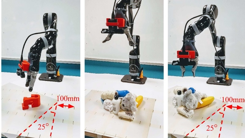 Real-Time, Object-Independent Grasp Synthesis Method for Closed-Loop Robotic Grasping
