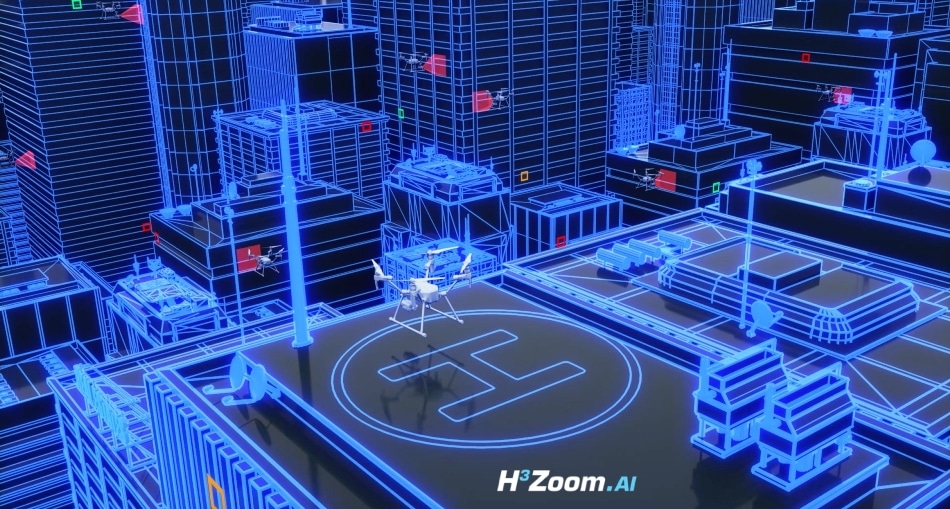 H3 Dynamics Introduces H3 Zoom.AI for Smart Cities