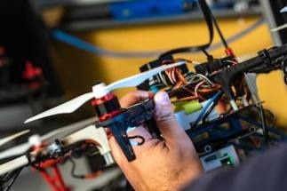NSF's $1.5 Million Grant for Creation of Gas-Sensing Drones by Rice U. Engineers