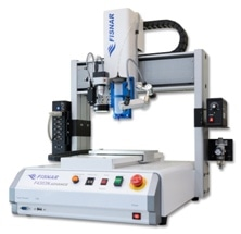 Fisnar launches F4000 Advance Series of Benchtop Dispensing Robots Offering Users the Ultimate in Flexibility