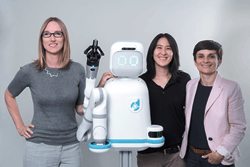 Diligent Robotics' Hospital Robot Assistant Receives Honorable Mention in World Changing Ideas Awards