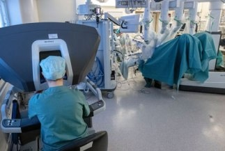 First Birth After Uterus Transplant Performed by Robot
