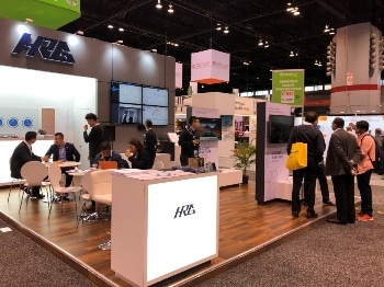 HRG Robotics Showcases Golden Partner Position and Robot Services at Automate 2019