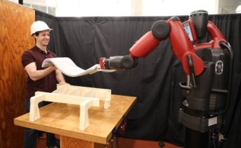 Innovative Robot Can Mirror User's Motions by Monitoring Arm Muscles
