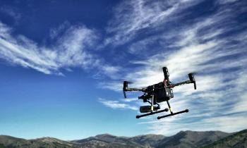 Early Detection of Forest Fires Using Drones