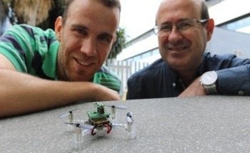 Nanodrone for Detecting Hazardous Gases in Emergencies