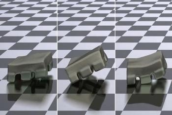 New Way to Improve the Control and Design of Soft Robots for Targeted Tasks