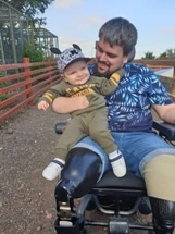 Amputee Bonds with Son Thanks to 3D Printed Bionic Hand