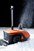 Roboworx Launches World's First Fully Autonomous Snowblower