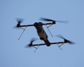 Shrike VTOL Unmanned Aircraft System has Hover, Perch and Stare Features