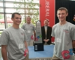 2012 Panasonic CDC Declares Winners of Robotic Challenge
