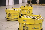 RMT Set For The Promotion And Sale Of The ADAM Mobile Robots