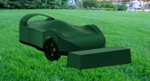 Safe and Environmentally Friendly Robotic Lawn Mower
