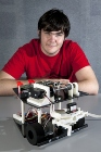 CDU Students Search for Gold at 2013 National Instruments Autonomous Robotics Competition