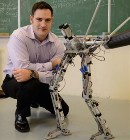 Bipedal Robotics Researcher Supports Multi-University Effort to Advance Cyber-Physical Systems