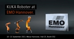 KUKA Robotics to Showcase Flexible Solutions for Machine Tool Automation at EMO 2013