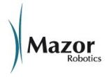 Prominent Italian Hospital Places Order for Mazor Robotics' Renaissance System