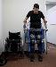 Researcher Develops Robotic Device to Help Paraplegics to Walk